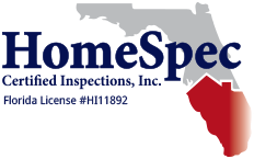 HomeSpec Certified Inspections of Port Charlotte, Florida License #HI11892